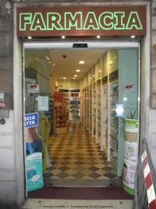 Аптеки города Рима